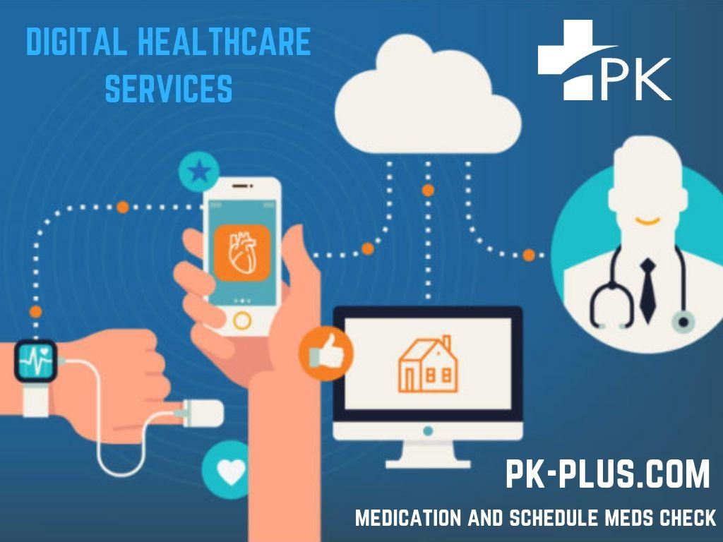 Unique Integrate Patients Services Digital healthcare