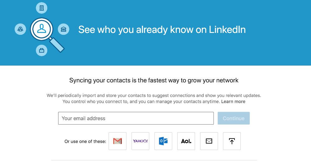 How to Build Your LinkedIn Network When You're Just