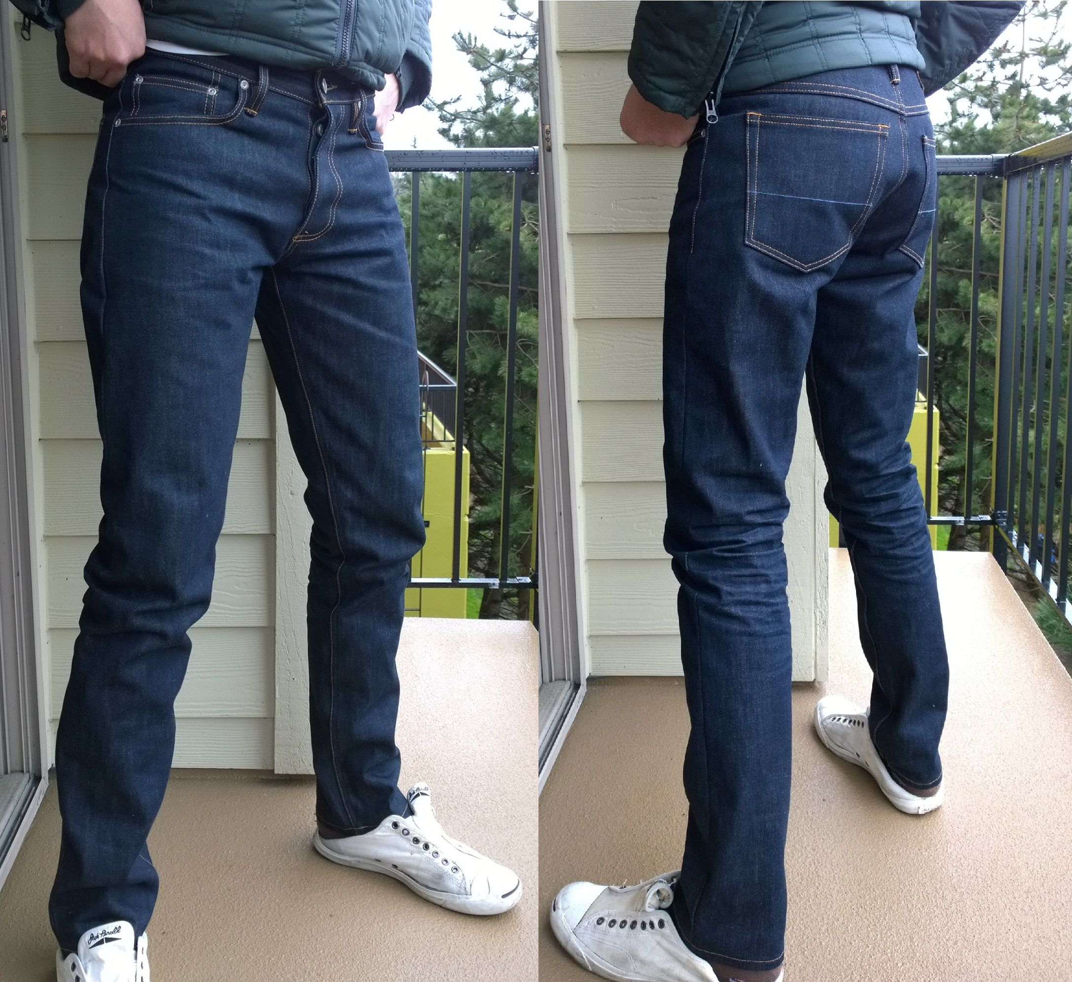 limited sale exquisite style purchase genuine The obligatory 1st fit pic. #gustin #denim | Denim Journey ...