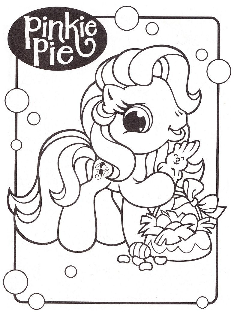 Pin de Coloring Fun en My Little Pony | Pinterest
