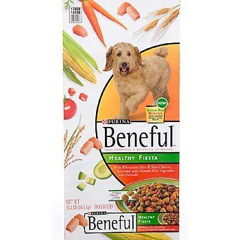 Purina 178236 Beneful Healthy Fiesta Dogs Food 311 Lb More
