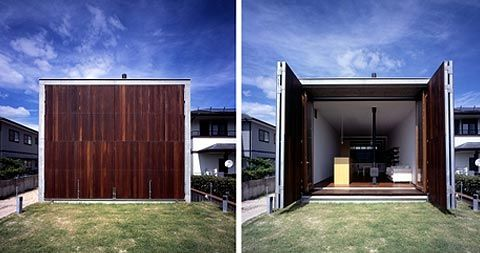 japanese small houses - Google Search | Alloy Office | Pinterest ...