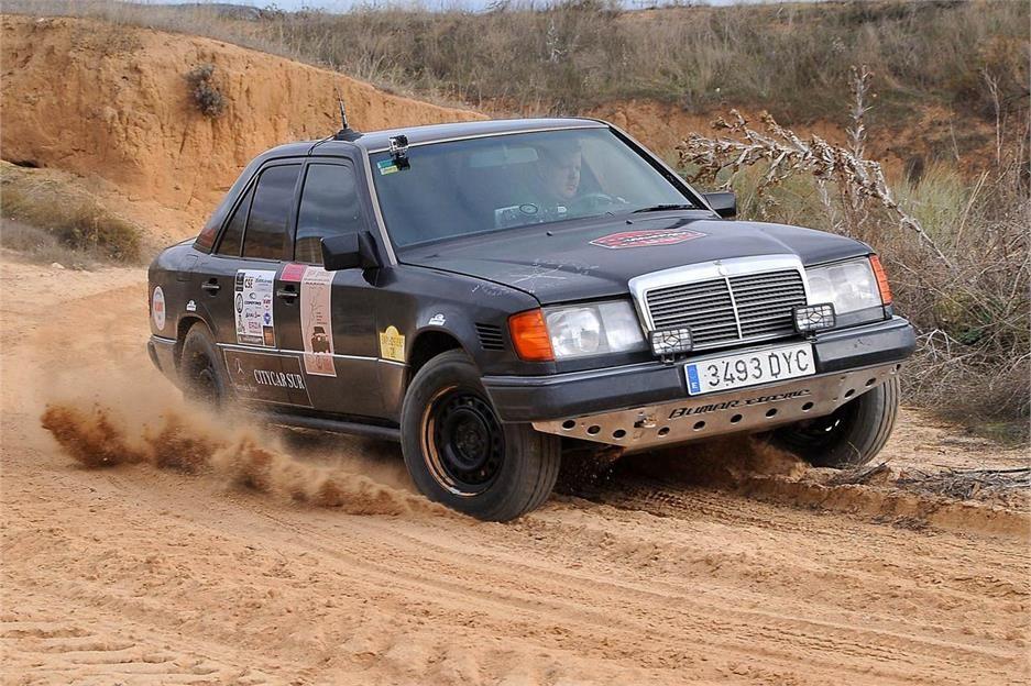 Preparación Mercedes W124 300D Turbo | cars | Mercedes w124