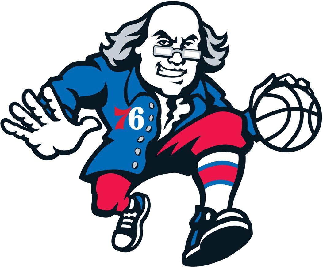 Philadelphia 76ers Secondary Logo (2014/15-Present)