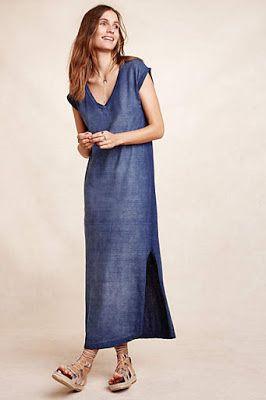 faldas y vestidos bohemios de moda de estilo bohemio mujeres preferidas Anthropologie