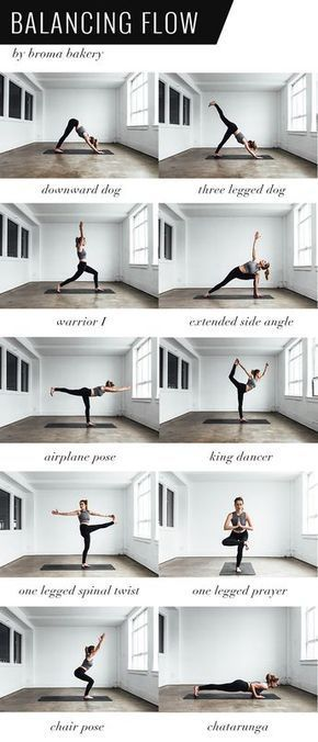 The Yoga Routine That Made Me Like Yoga - #arm #athome #crossfit #ejercicios #exercice #exercise #fi...