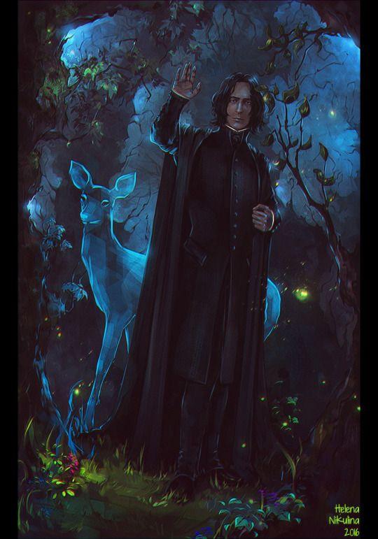 Goodbye - fantasy concept by Helena Nikulina