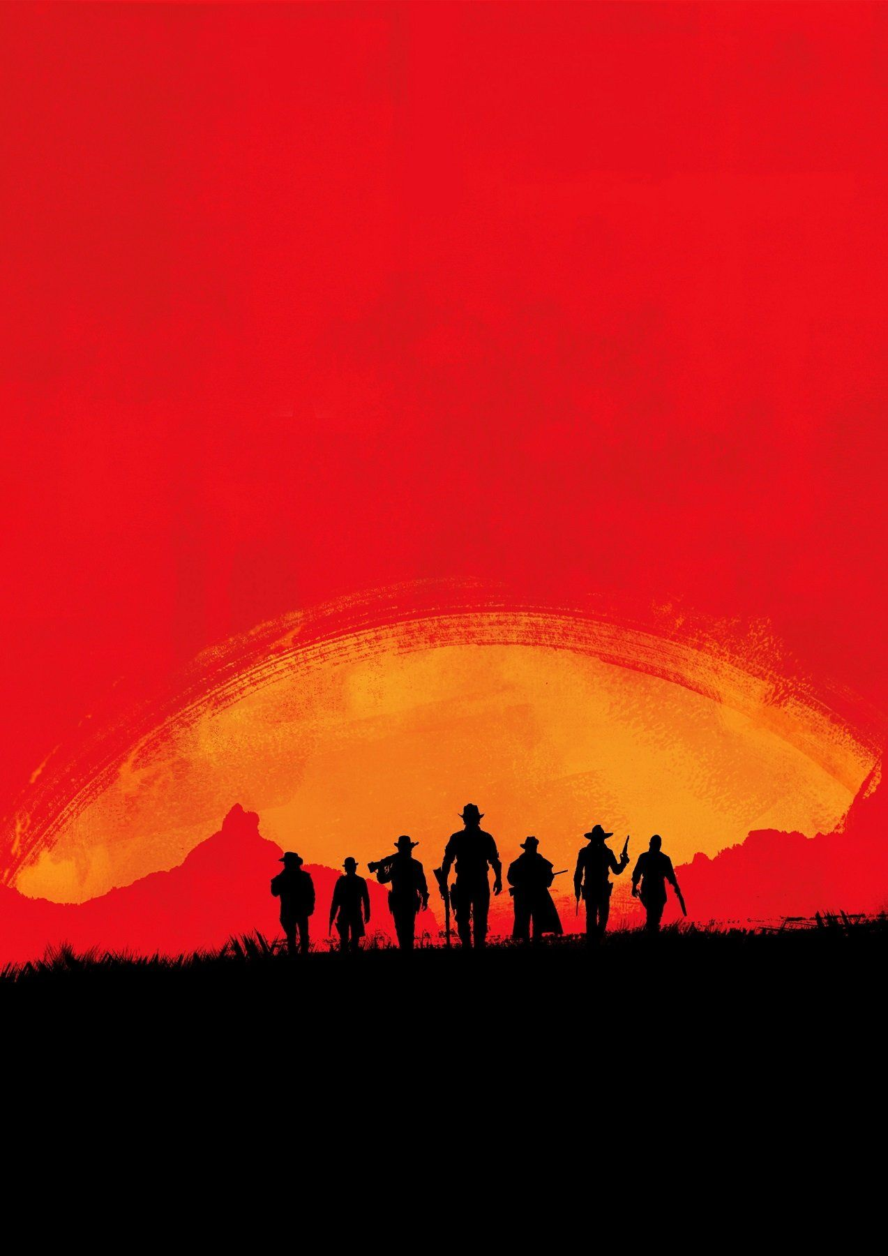 Red Dead Redemption 2 Poster Red dead redemption, Red