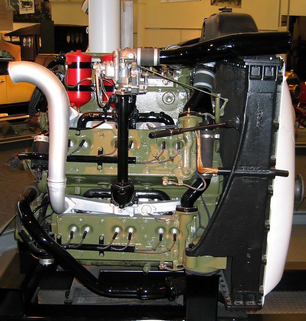 Chrysler A57 Multibank Tank Engine | world war 3