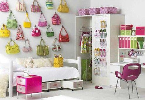 Ideas para organizar habitaci n juvenil femenina for Decoracion hogar juvenil