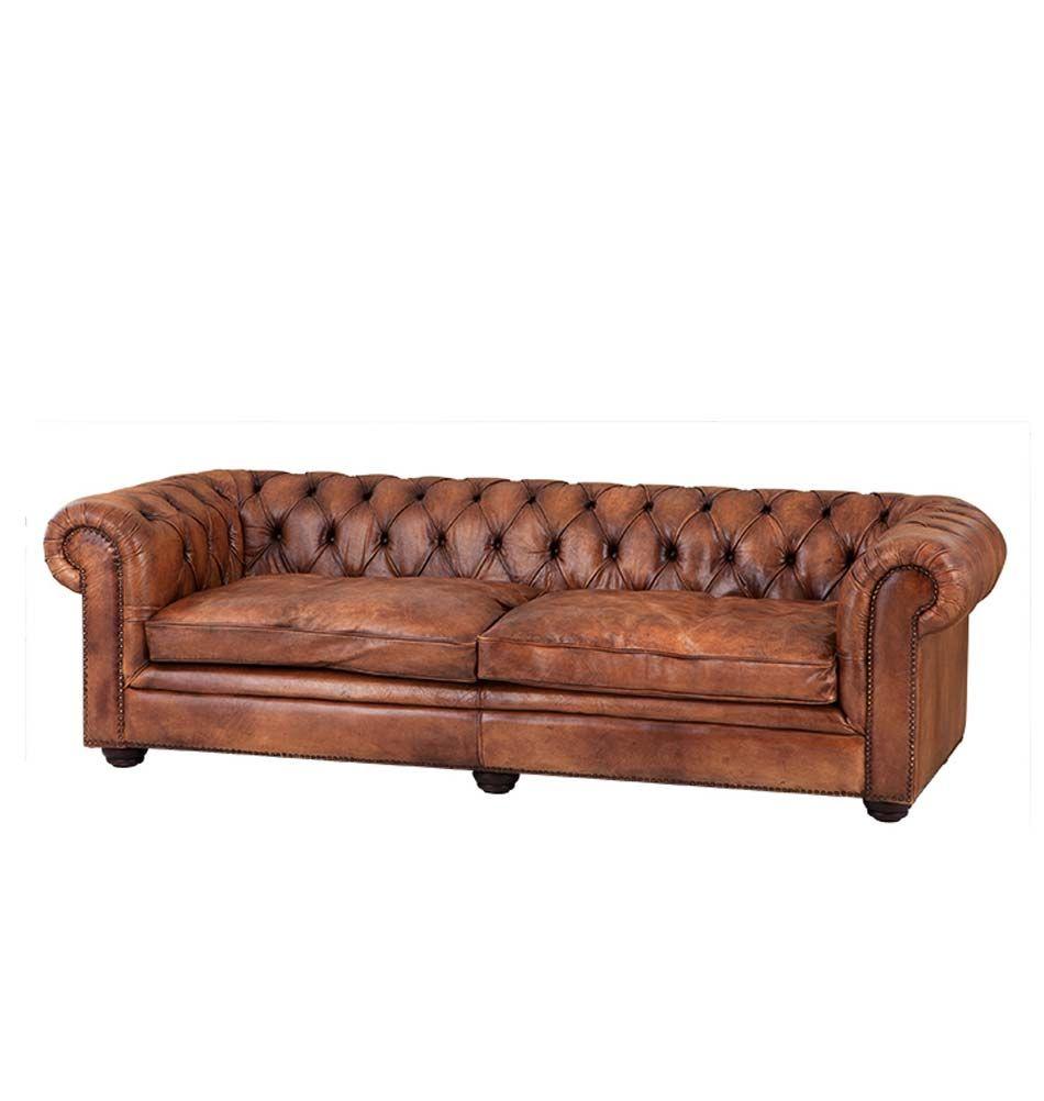 EICHHOLTZ Chesterfield Sofa \