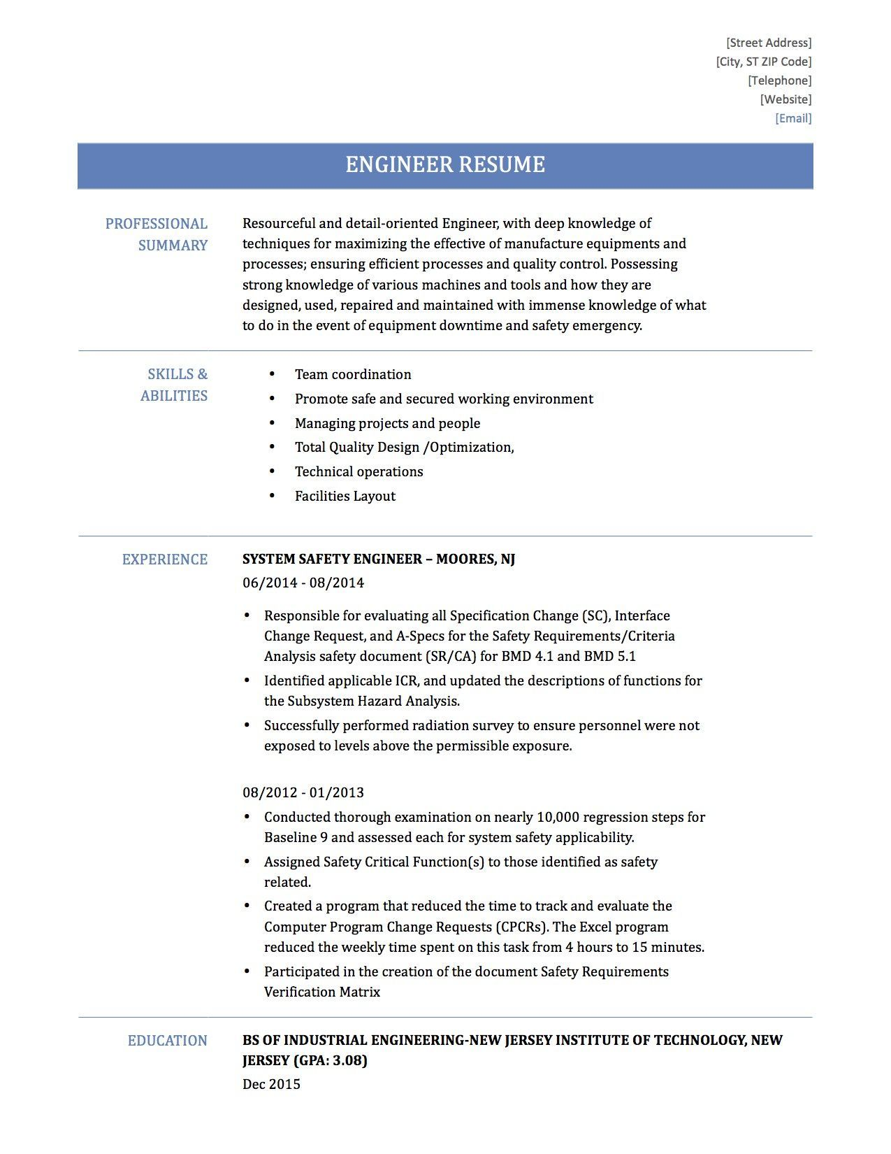 social services resume examples