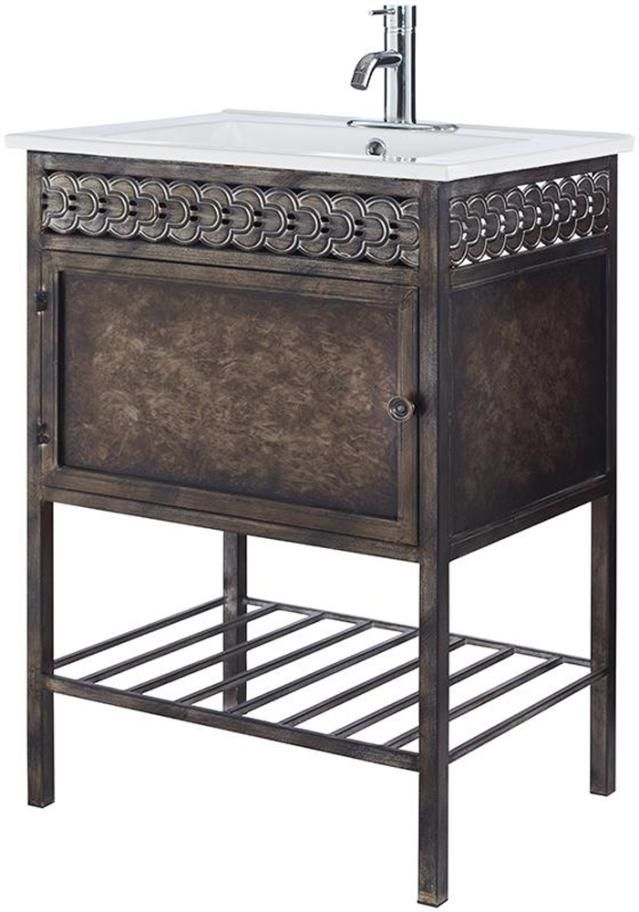 10 best industrial chic bath accessories - Bathroom Accessories Vintage Look