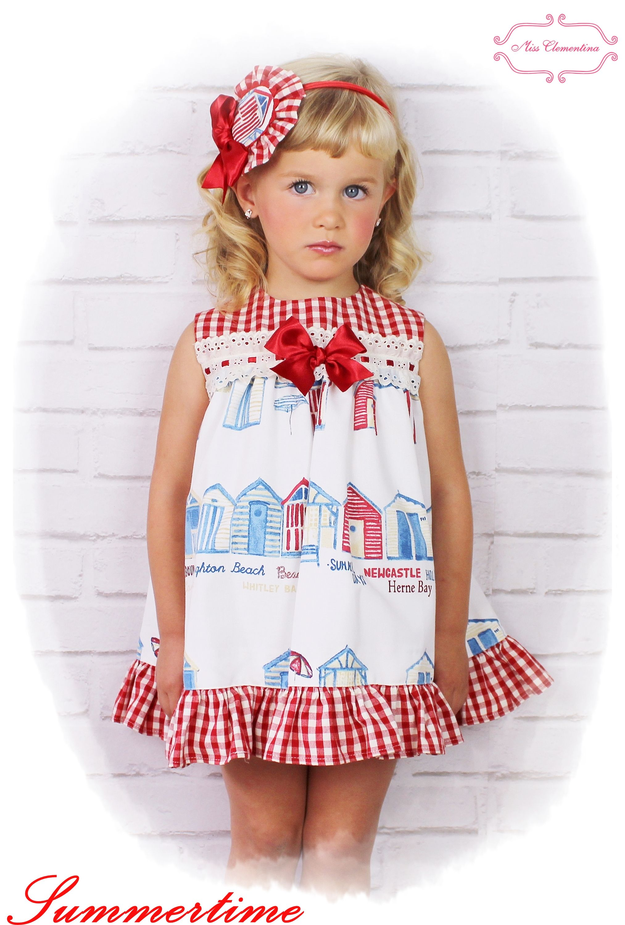cb04aa35a925 Coleccion Summertime .Miss Clementina