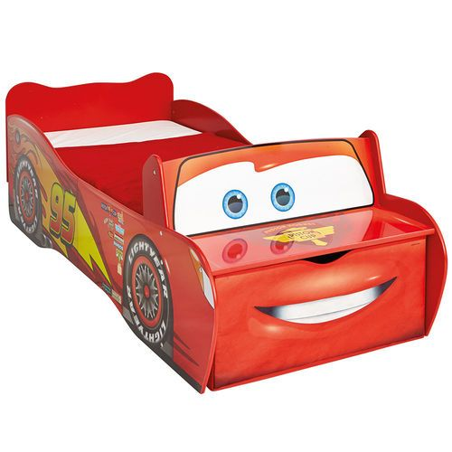 Lightning McQueen Feature Bed