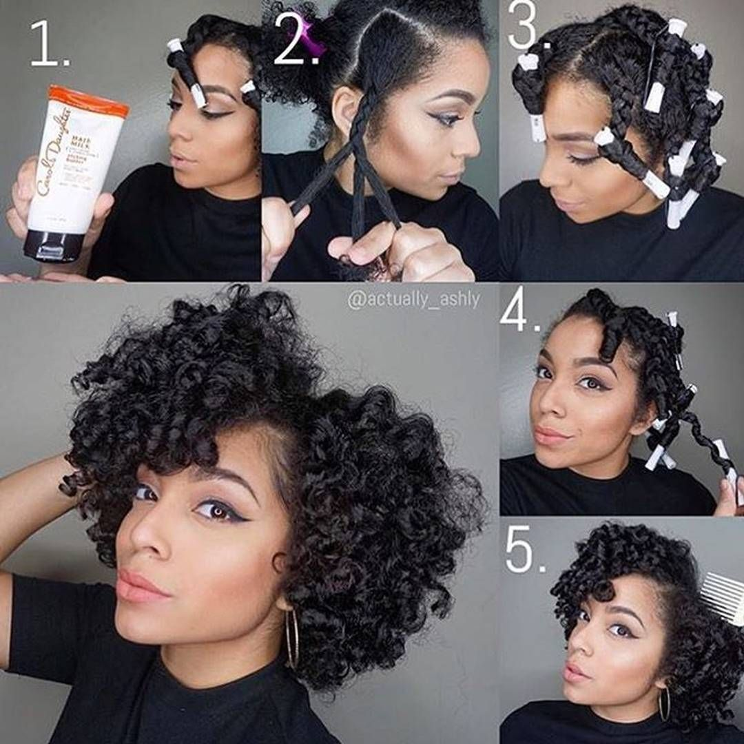Amazingshe definitely gives a new life to her natural hair