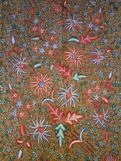 Batik Kopi Tutung Semarang Morning Noon Pattern Resemblance Kopi Tutung From Tjoa Family Solo Just Stunning Beauty Hard To Predicted Th Batik Solo Tenun Ikat