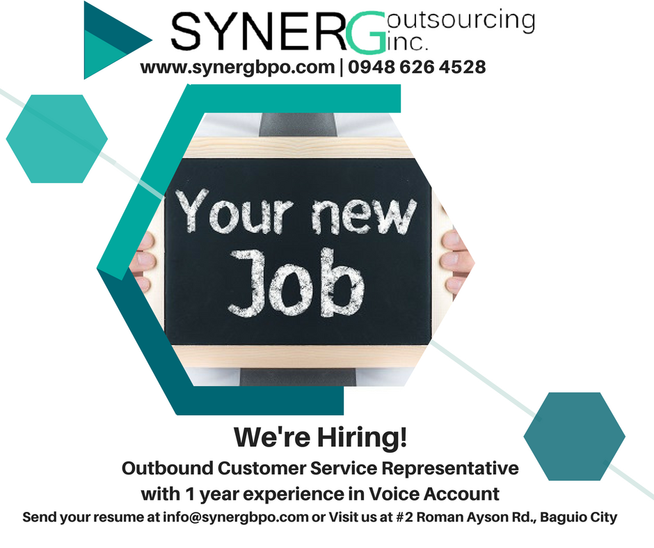 Here on Syner G Outsourcing Inc., we achieve our goals