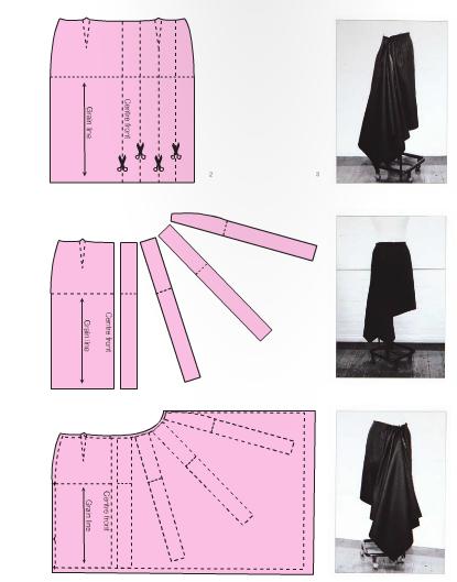 Пошив юбки карандаш своими руками фото 710