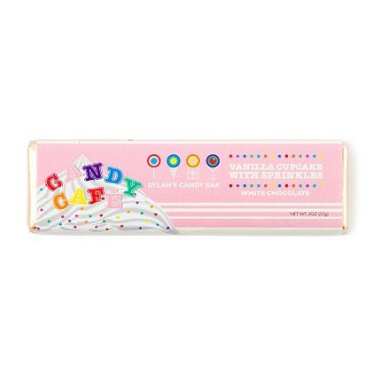 Dylan's Candy Bar - Vanilla Cupcake with Sprinkles | Claire's