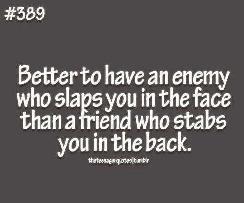 Believe me this is true.