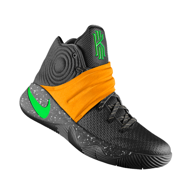 Nike Kyrie 2 BHM (Black/Multi-Color) | Sneakers | Pinterest | Sole and Black
