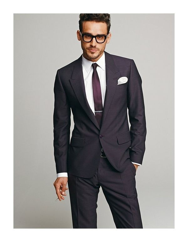 nerd glasses and suit...ahhhmazing   Guy fashion   Pinterest   Guy ...
