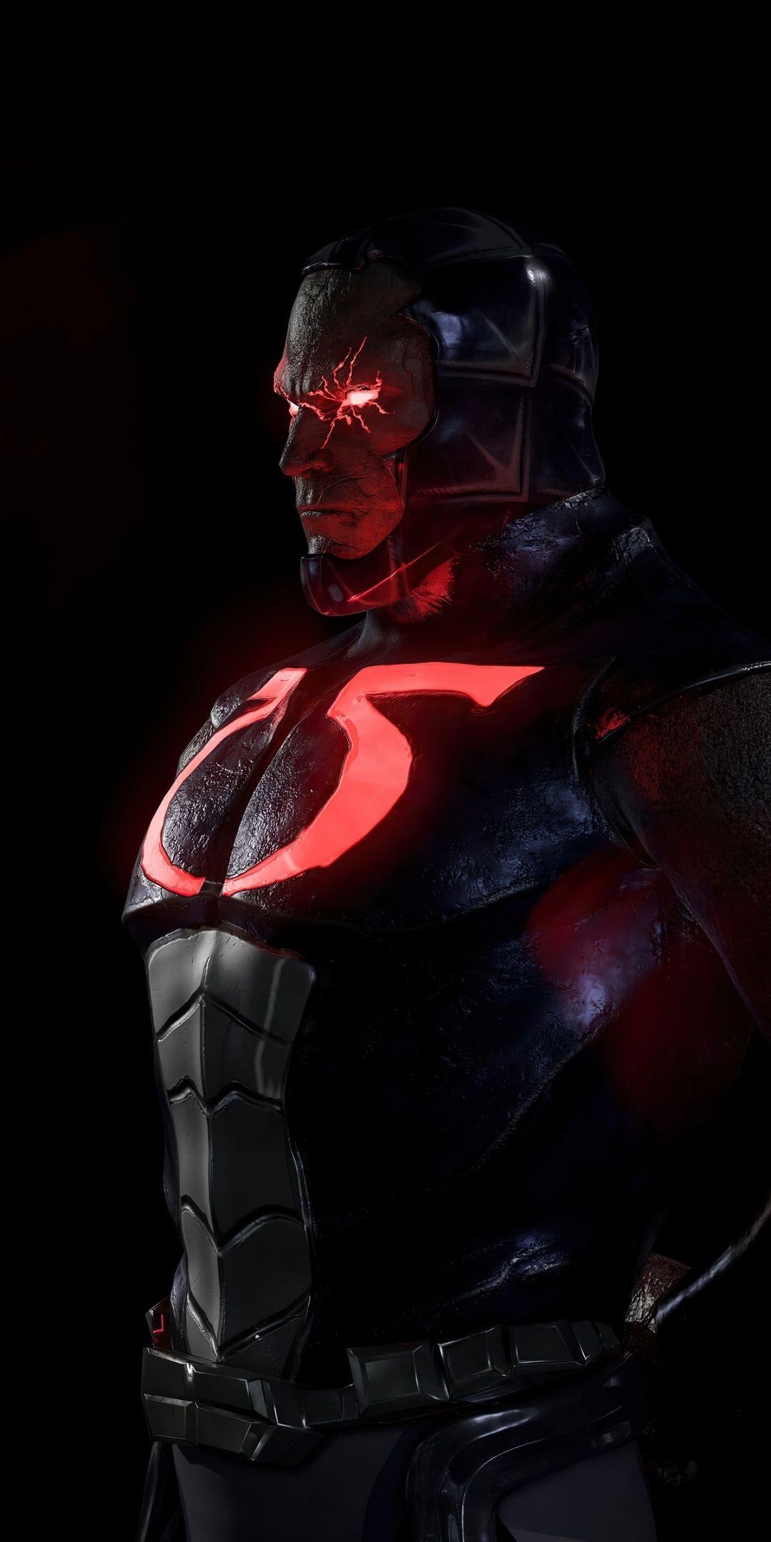 1080x2160 2020 Super Villain Darkseid Dark Wallpaper Comic Book Villains Comic Villains Dc Comics Art