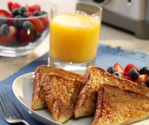 Desayunos Saludables 1001 Consejos Toast Recipes Recipes French Toast Recipe