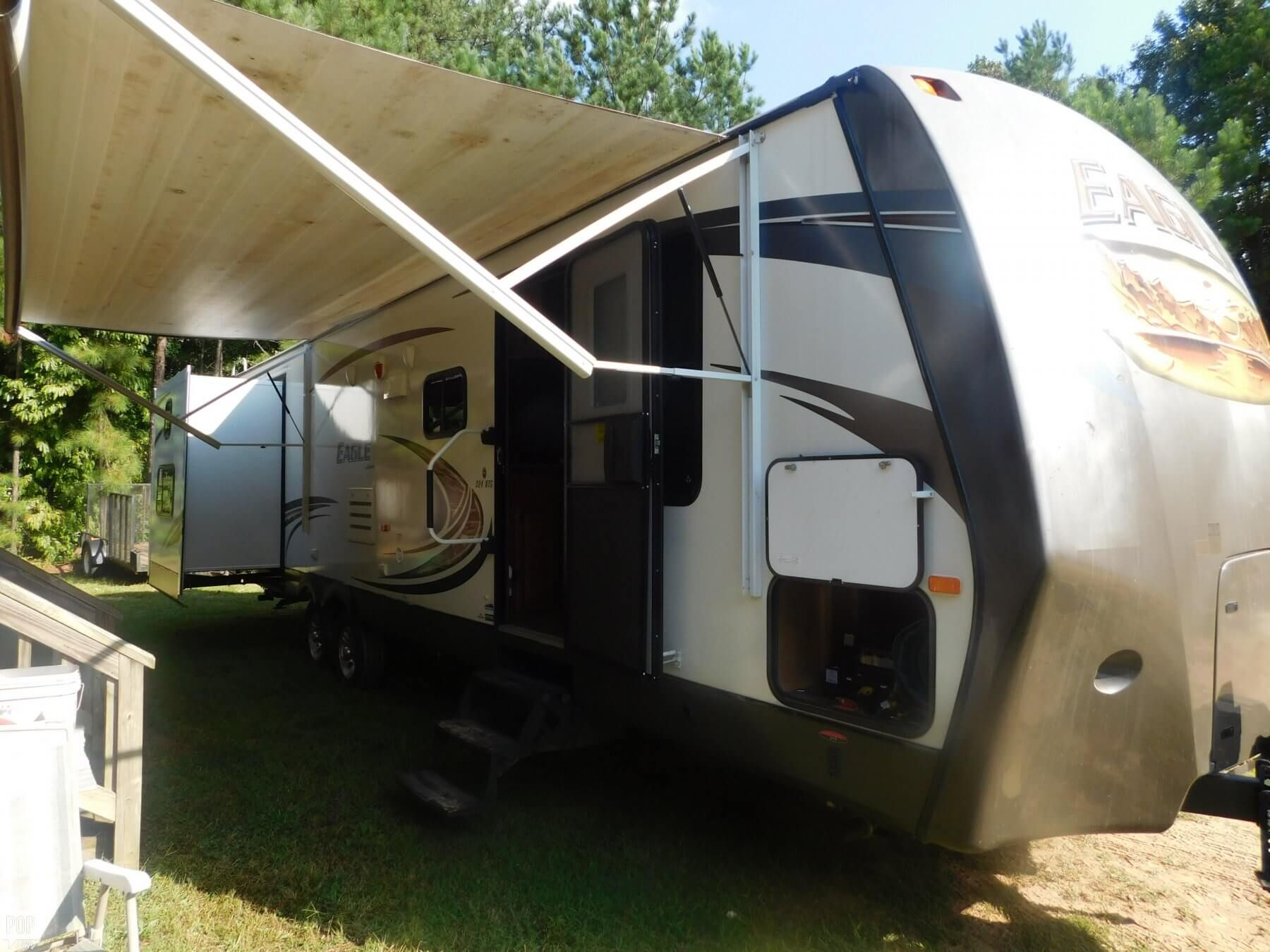 All Equipment That Is Needed To Be Ready To Go Camp Is Included With Images Camping Trailer For Sale Travel Trailers For Sale Camper Trailer For Sale