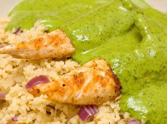 Pechugas de pollo en salsa de chile verde recetas de - Pechuga d pollo en salsa ...