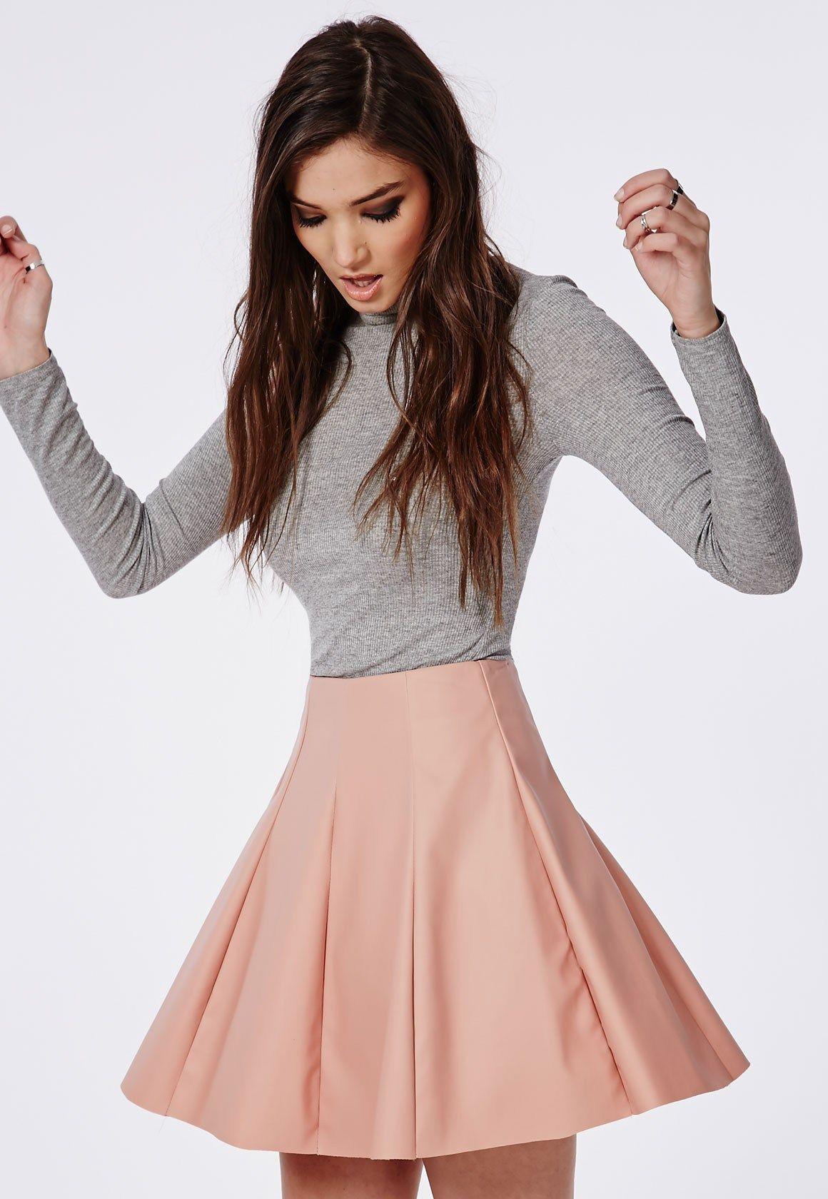 Boho tunic top blouses and dress 4009 trendy boho vintage gypsy - Angelic Skater Skirt Elegant Skater Skirt