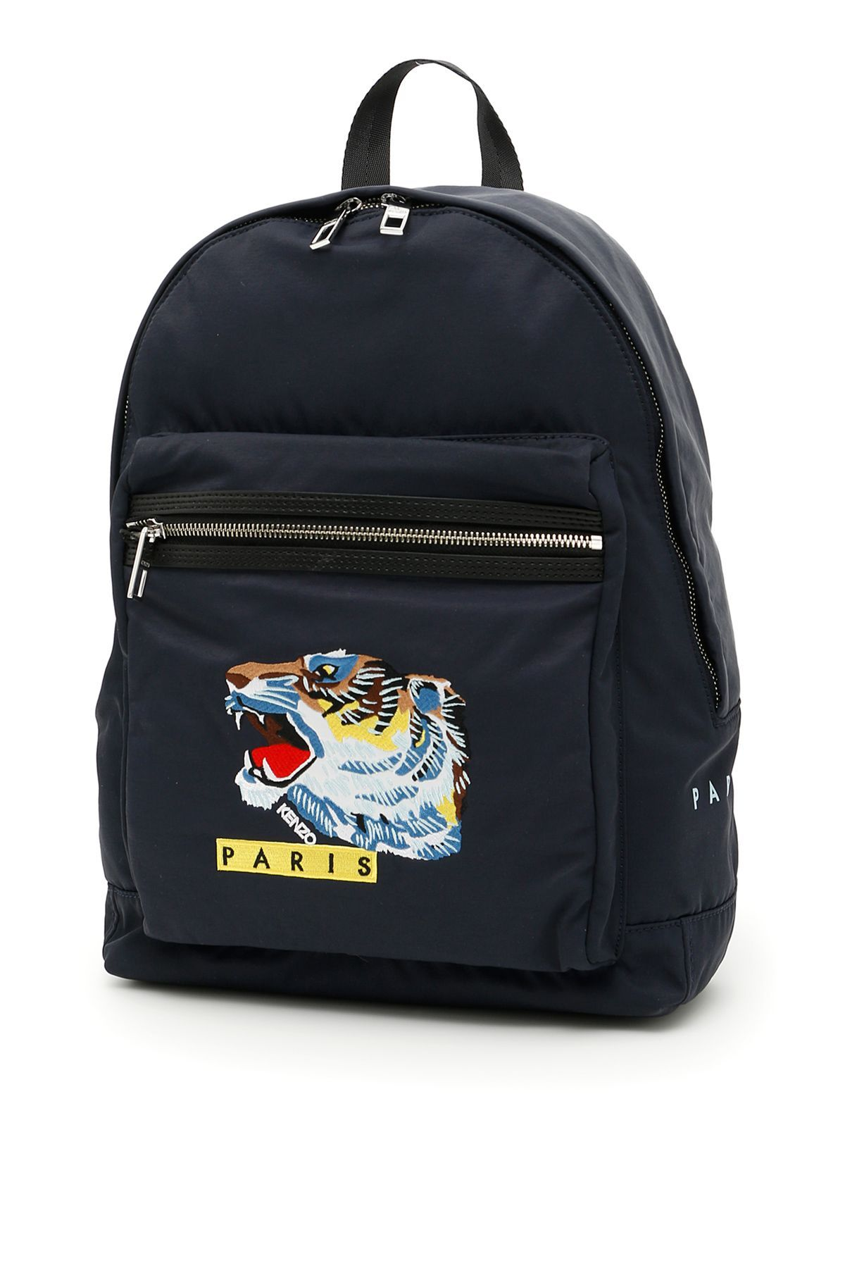 d1d5301cee7 KENZO TIGER FACE BACKPACK. #kenzo #bags #lining #nylon #backpacks ...