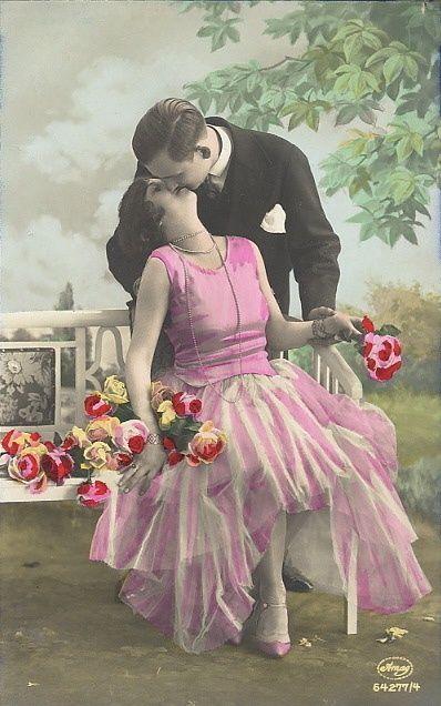 Image result for vintage valentine couples