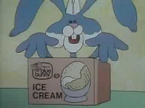 Classic Blue Bunny Southern Peach Pie Ice Cream Commercial ...