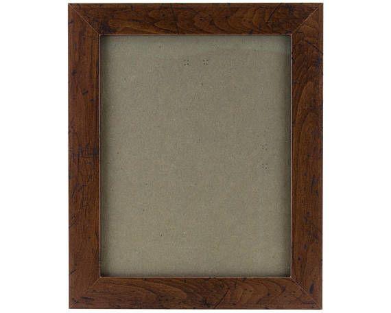 Craig Frames 11x14 Inch Modern Dark Walnut Picture Frame Craig Frames Picture Frames Photo Print Poster