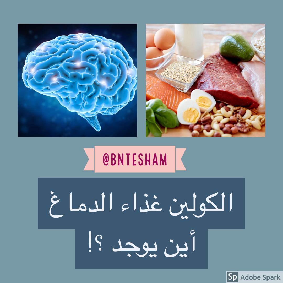الكولين غذاء الدماغ Health Tips Health Tips