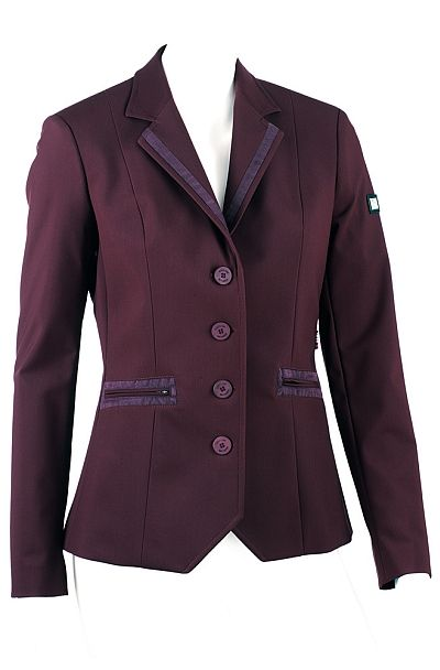 Ladies Ultra Light Show Jacket With Piping Quot Yakie Quot By Fh