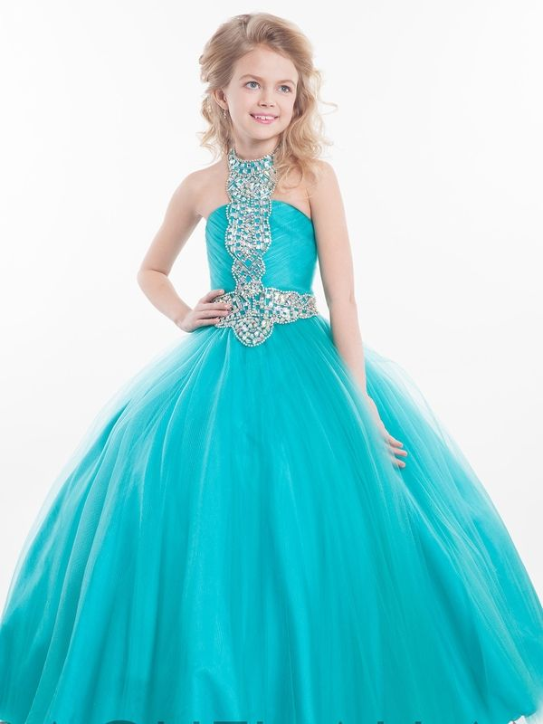 Perfect Angels Little Girl Pageant Ballgown 1602|PageantDesigns ...