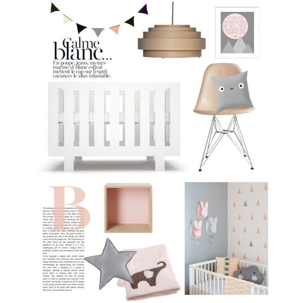 Scandinavian Baby Nursery: Scandinavian Inspired Nursery Mixed With Monochrome And
