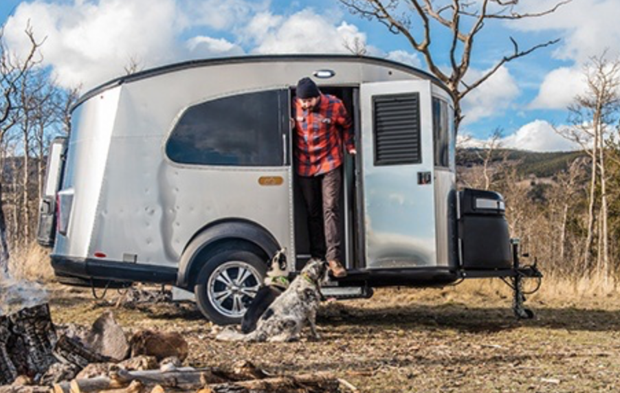 Top 10 Best Camper Trailers In 2019 Small Travel Trailers