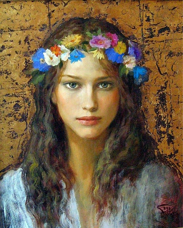 Fine Art and You: Goyo Dominguez | British Romantic Realist Painter | 1960