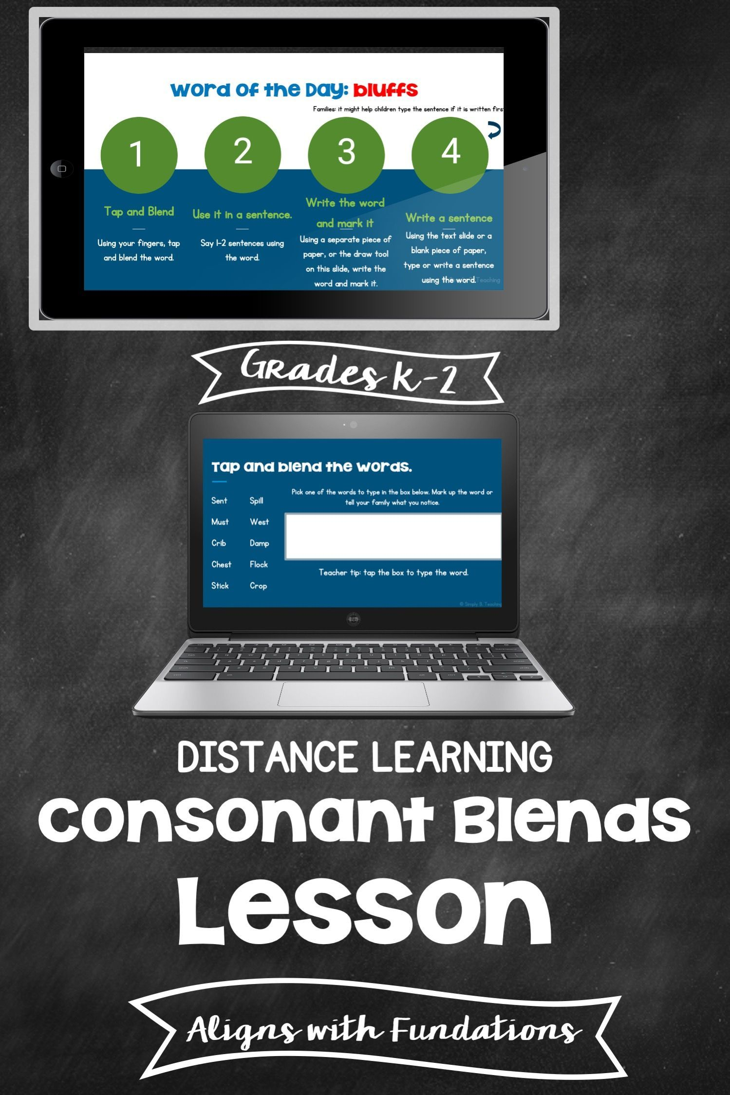 Consonant Blends Worksheets In