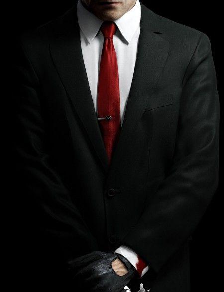 Hitman Agent 47 Black Suit Hitman Agent 47 Agent 47 Hitman