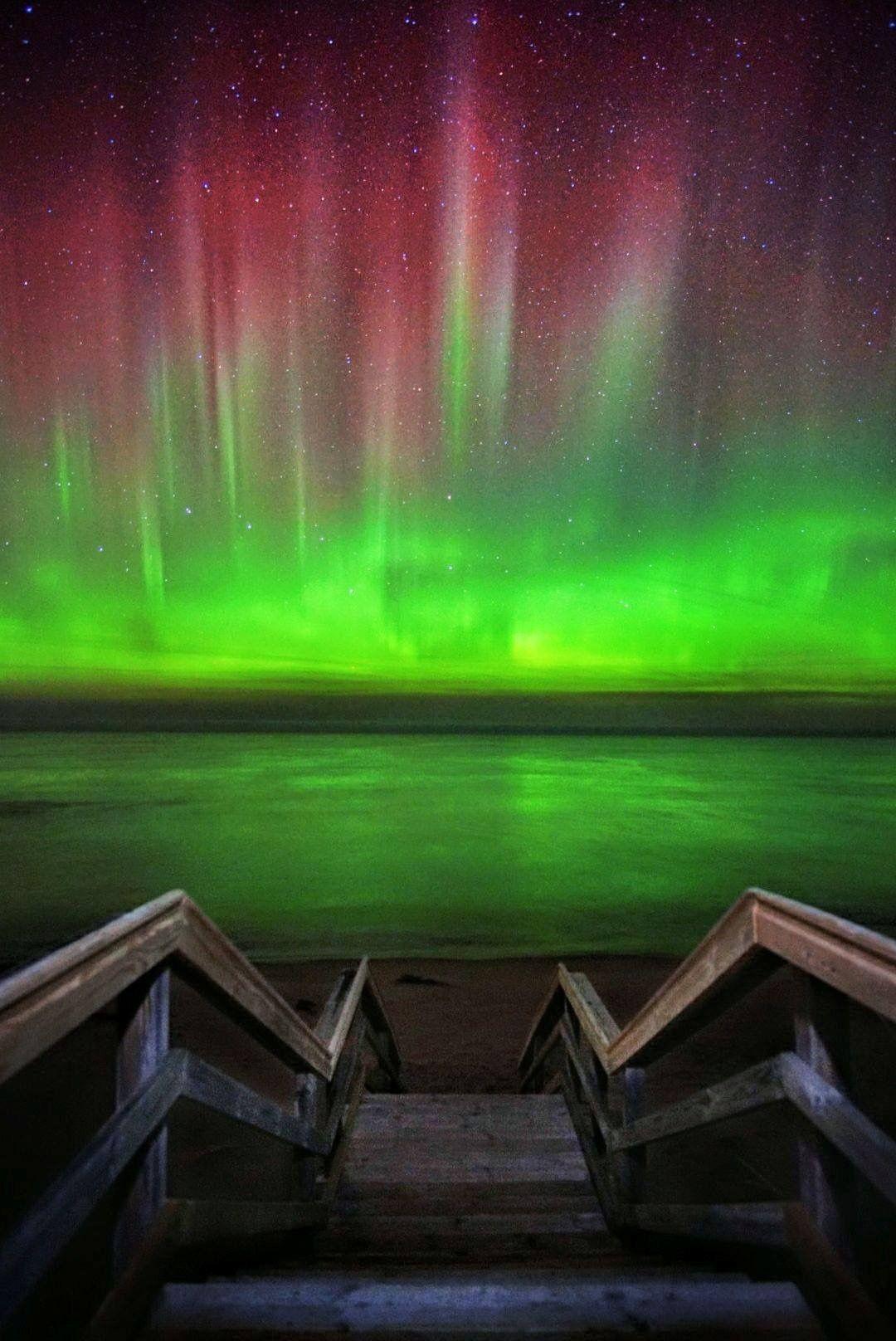 Michigan Northern Lights