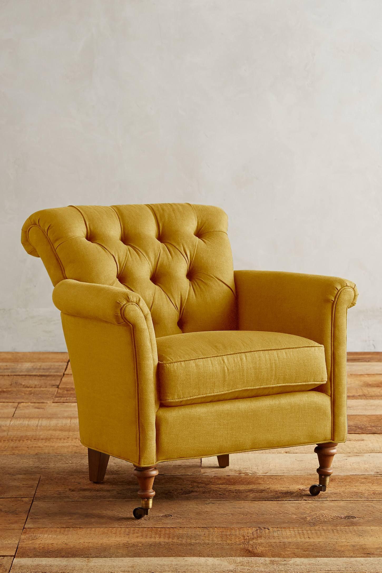 Best Linen Gwinnette Chair Chair Anthropologie Furniture 400 x 300