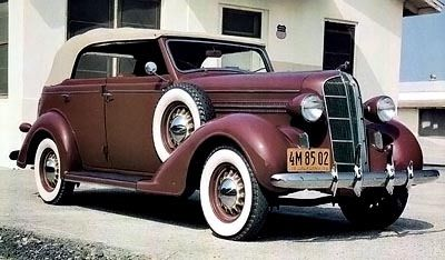 1936 dodge d2 convertible sedan car images sedans and for 1936 dodge 4 door sedan