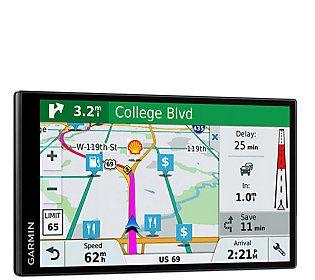 Garmin DriveSmart 61 LMT-S GPS with Lifetime Map & Traffic