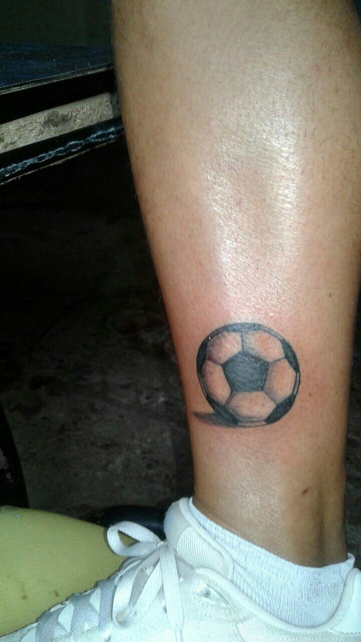 Futbol Pelota Balon Soccer Tatuajes Futboleros Tatuajes