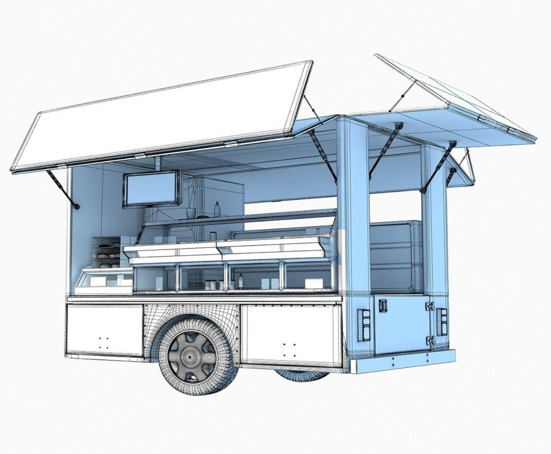 Arquitectura De Kioscos Para Comida Rapida Buscar Con Google
